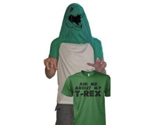 Ask Me About My T-Rex T-Shirt