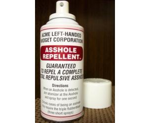 Asshole Repellant