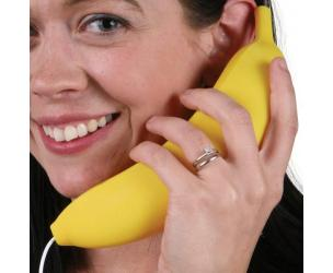Banana Phone Cell Phone Handset