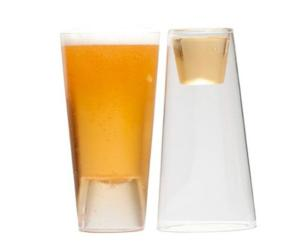 Beer and Shot Drinking Glasses