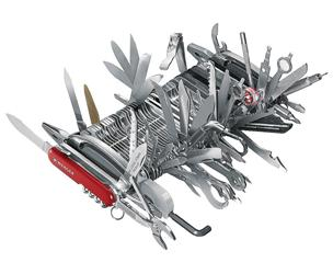 Biggest Swiss Army Knife Ever