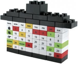 Block Puzzle Calendar