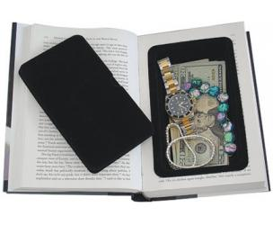 Undercover Book Safe