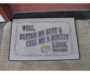 Butter My Butt Doormat