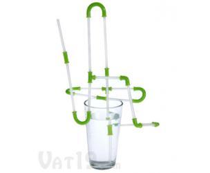 Connectible DIY Drinking Straws