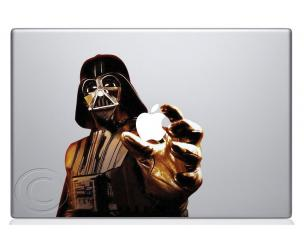 Darth Vader Macbook Decal