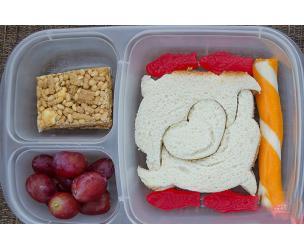 Dolphin Sandwich Cutters