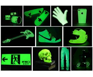Glow-In-The-Dark Paint