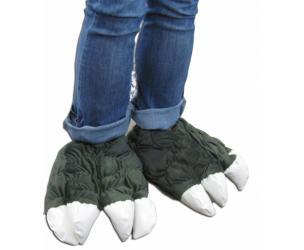 Godzilla Feet Slippers