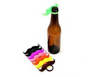 Mustache Beer Bottle Marker