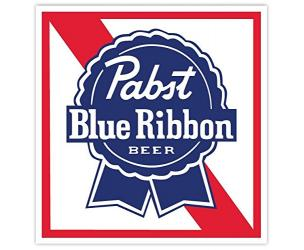 PBR - Pabst Blue Ribbon Sticker