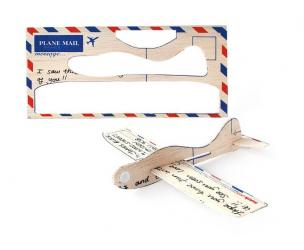 Postcard Airplane