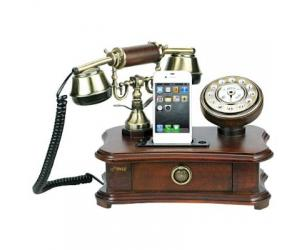 Retro iPhone Rotary Phone