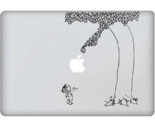 Macbook Giving Tree Decal
