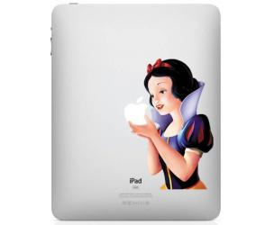 Snow White And The Poison Apple iPad Decal