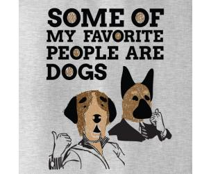 Some Of My Favorite People Are Dogs T-Shirt