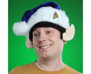 Star Trek Spock Santa Hat