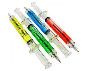 Syringe Ballpoint Pen