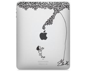 The Giving Tree iPad Decal