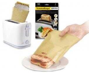ToastaBags - Toaster Bags