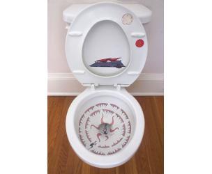 Toilet Sarlacc