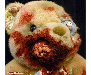 Undead Teddy Bears