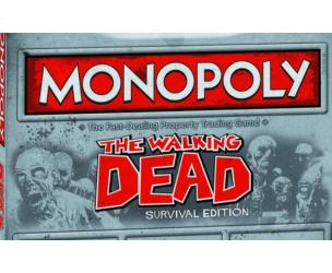 Walking Dead Monopoly Game