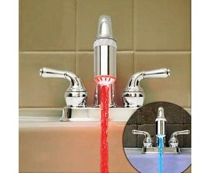 Water Faucet LED Light