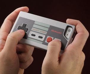 Nintendo Controller Case For iPhone 5/5S