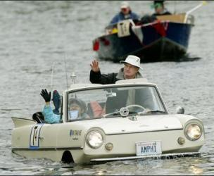 Amphicar: The Original Amphibious Car