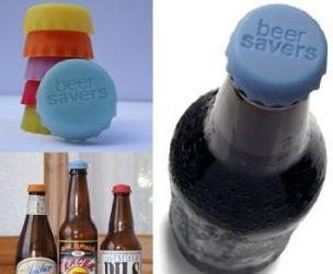 Beer Saver Bottle Caps
