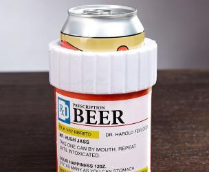 Beer, The Right Medicine Coolie