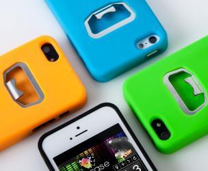 Bottle Opener Case For iPhone 5/5S