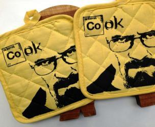 Breaking Bad Pot Holders