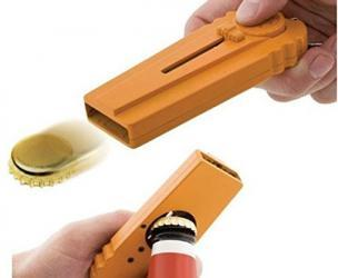 Bottle Cap Opener & Launcher