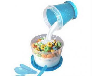 On-The-Go Cereal Bowl