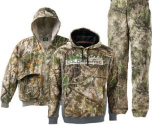 Cabela's ColorPhase Color-Changing Camouflage Clothing