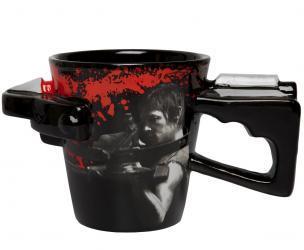 Darryl Dixon Crossbow Coffee Mug