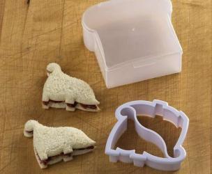 Dinosaur Sandwich Crust Cutter
