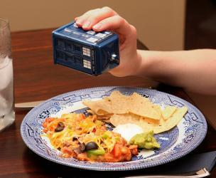 Dr. Who  Salt and Pepper Shakers