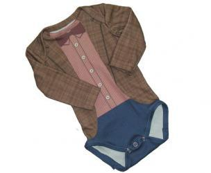 Dr. Who Time Lord Onesie