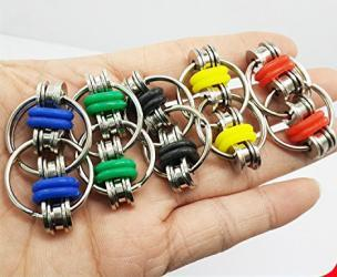 Flippy Chain Fidget Toy