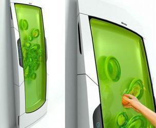 Bio Gel Zero-Energy Refrigerator