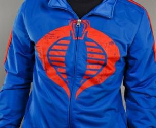 G.I. Joe Cobra Track Jacket