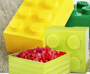 Giant LEGO Storage Blocks