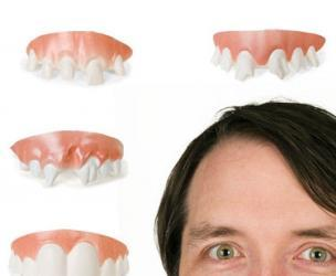 Gnarly Teeth, Set of 9