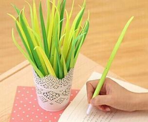 Grass Blade Ballpoint Pen