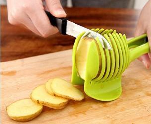 The Perfect Potato Slicer