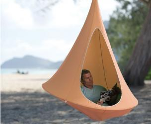Hanging Cocoon Tent