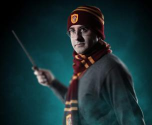 Harry Potter House Gryffindor Beanie